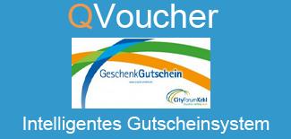 QVoucher - intelligentes Gutscheinsystem